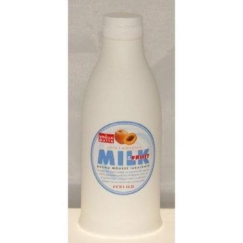 Perlier by Perlier, 16.9 oz Milk and Apricot Bath Mousse 8009740835769