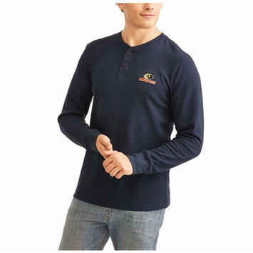 Men's Antimicrobial Thermal Henley