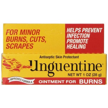 5 Pack - Unguentine Ointment for Burns Antiseptic Skin Protectant 1 oz Each