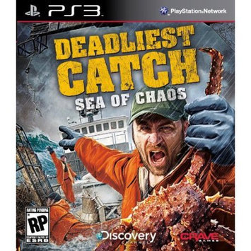 Crave Deadliest Catch: Sea of Chaos Game (PS3)