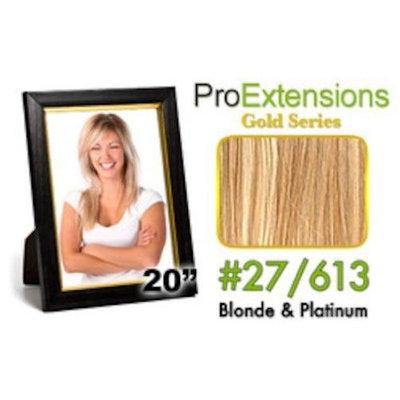 ProExtensions - Pro Cute - Gold Series (#18/22 Dark Blonde w/Light Blonde Highlights)