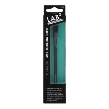 Pacific World Corporation L.A.B.2 Live and Breathe Beauty Put a Lid on it Angled Shadow Brush