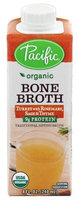Pacific Natural Foods - Organic Bone Broth Turkey with Rosemary, Sage & Thyme - 8 oz(pack of 6)
