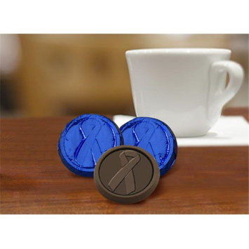 Chocolate Chocolate 325810 Colon Cancer Awareness Chocolate Coin