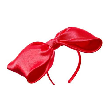 Sophia Oversized Red Bow Fascinator BUY Red, GET Black Free