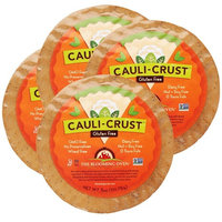 Blooming Oven CAULI-CRUST Cauliflower Pizza Crust - This Gluten / GMO FREE Pizza Crust is the Most Delicious Crust on the Market Today!