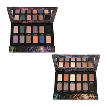Okalan The Delectables 12 Eyeshadow Palette - Bundle of 2