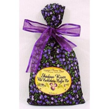 Shadow River Wild Huckleberry Gourmet Muffin Mix 16 oz