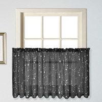 United Curtain Savannah Window Tier