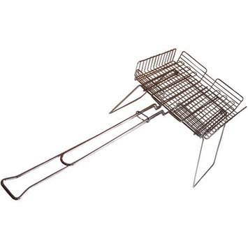 Rome Basket Broiler With Grilling Stand