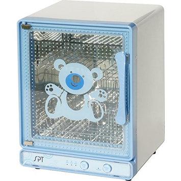 SPT SPT SB-818B Baby Bottle Sterilizer and Dryer, Blue