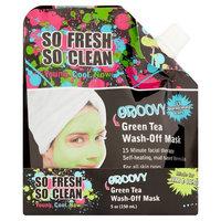 So Fresh So Clean Groovy Green Tea Wash-Off Mask, 5 oz