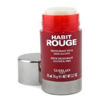Guerlain Habit Rouge for Men Deodorant Stick, 2.6 Ounce
