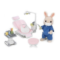 Calico Critters COUNTRY DENTIST PLAY SET