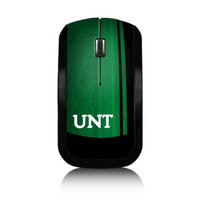 Keyscaper North Texas Mean Green Wireless USB Mouse