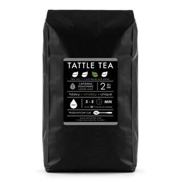Tattle Tea - Lapsang Souchong black tea, Loose Leaf Tea, 32 Ounce