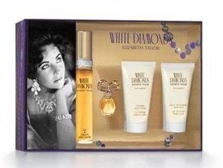 White Diamonds by Elizabth Taylor 4-Piece Gift Set