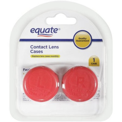 Equate Contact Lens Cases, 1 Ct