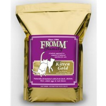 Fromm Kitten Gold Dry Cat Food, 2.5-Pound Bag