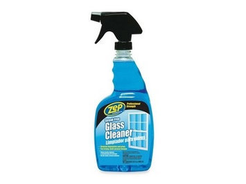 ZEP Cleaning Products 32 oz. Streak-Free Glass Cleaner (Case of 12) ZU112032