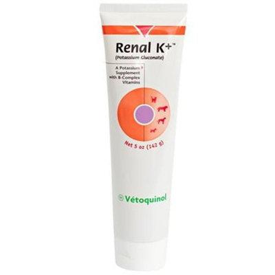 Vetoquinol Renal K+ Gel [Options : 5 oz]