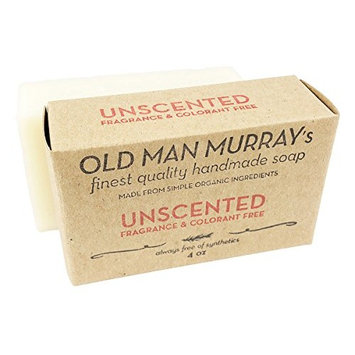 Unscented All-Natural Soap