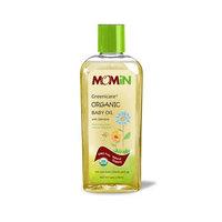 Momin Greenicare Organic Baby Oil