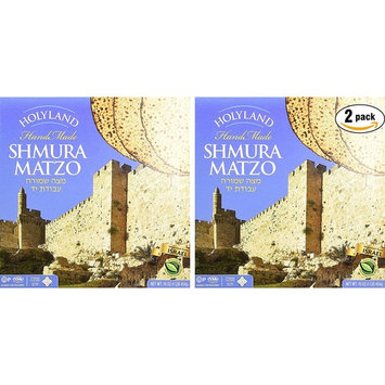 Holyland Handmade Shmura Matzo