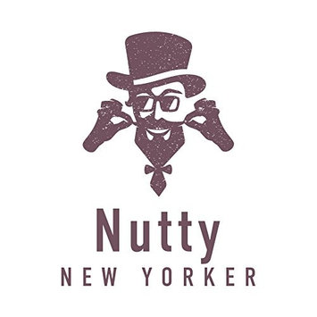Nutty New Yorker Gourmet Food Fruit and Nuts Gift Basket, 3 Different Fruits 3 Different Nuts and Wasabi Peas - 22.7 Ounces - Kosher Certified