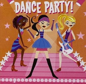Kenny Vehkavaara Superstarz Dance Party