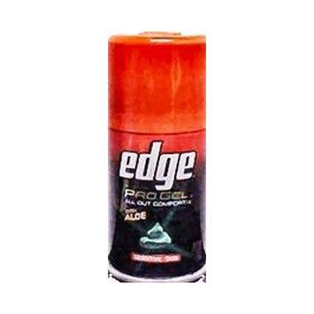Edge Shave Gel, Sensitive Skin with Aloe 2.75 oz