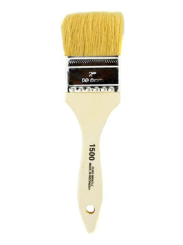 Linzer White Bristle Wash Brush 2 in. [pack of 12]