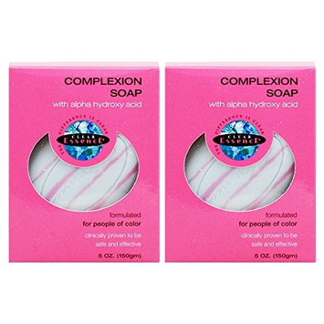 Clear Essence Complexion Soap 5oz (pack of 2)