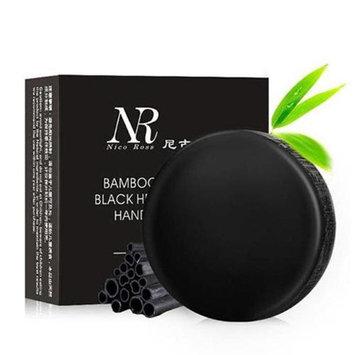 Tagco USA LS-2MARCS-BLA Bamboo Charcoal Facial Cleansing Soap Charcoal Facial Cleansing