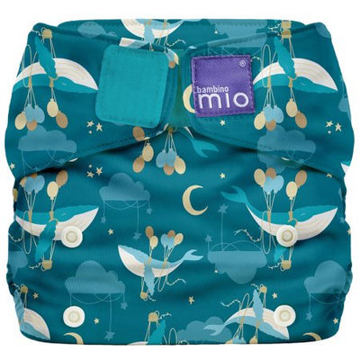 Bambino Mio Miosolo All-in-One Reusable Nappy in Sail Away