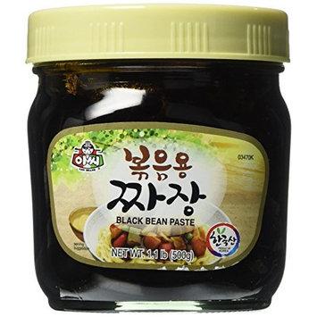 assi Black Bean Sauce, Jjajang, 1.1 Pound