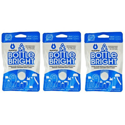 Hydrapak Bottle Bright 12 Count Pouch, Single Pack