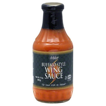 Exotic Sauce Packaging Mikee Wing Sauce, 17 oz