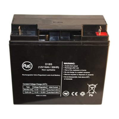 APC Smart-UPS SUA2200 12V 18Ah UPS Battery - This is an AJC Brand Replacement