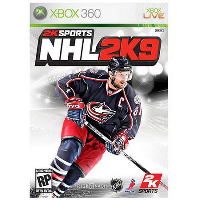 Activision Nhl 2K9 (Xbox 360) - Pre-Owned