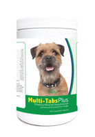 Healthy Breeds 840235122111 Border Terrier Multi-Tabs Plus Chewable Tablets - 365 Count