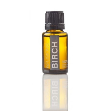 Nature's Fusions Birch (Sweet) Essential Oil 15mL by Nature's Fusions