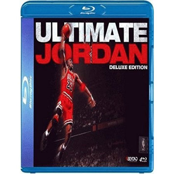 Alliance Entertainment Llc Nba Ultimate Jordan Deluxe Edition (blu-ray Disc) (4 Disc) (deluxe Edition)