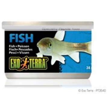 RC Hagen PT3540 Exo Terra Canned Fish for Turtles 1.2 oz