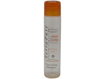 Terra Pure Wild Citrus Nourishing Shampoo Lot of 4 ea 1oz Bottlesoz (Pack of 4)