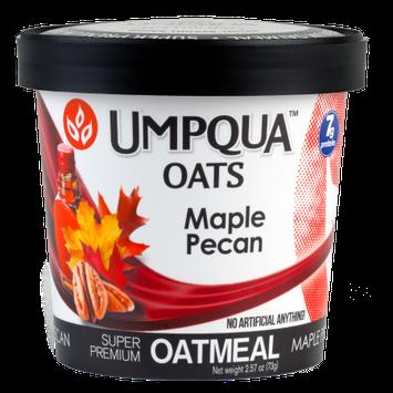 Umpqua Oats 1239MP Maple Pecan Oatmeal Variety Pack of 12
