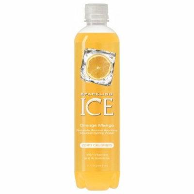 Talkingrain Beverage Co. Sparkling Ice Naturally Flavored Sparkling Water, Orange Mango, 17 Fl Oz