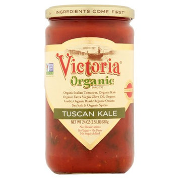 Victoria Fine Foods Victoria, Sauce Pasta Kale, 24 Oz (Pack Of 6)