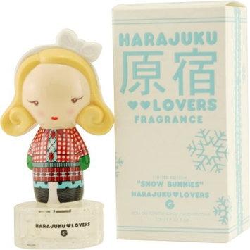 Harajuku Lovers Snow Bunnies G Women Eau De Toilette Spray, Mini by Gwen Stefani, 0.33 Ounce