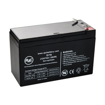 CyberPower CS24U12V-NA3-G 12V 7Ah UPS Battery - This is an AJC Brand® Replacement